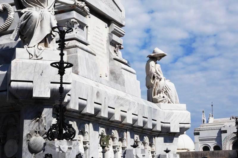 Monumento a Los Bomberos